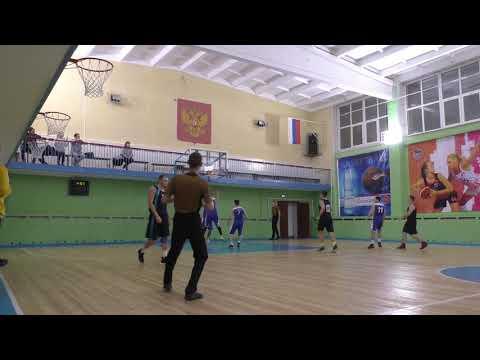 РБЛ. ДИНАМО РОСТОВ-НА-ДОНУ vs 21 ВЕК РОСТОВ-НА-ДОНУ 30.01.19