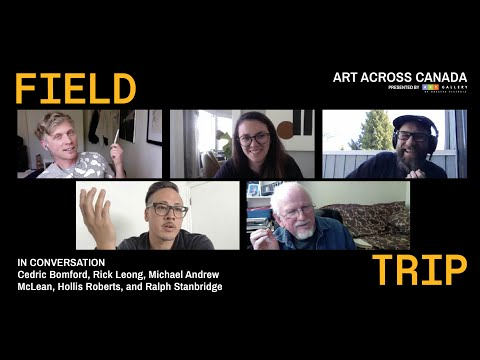 Field Trip: In Conversation - A Dialogue Between Artists During COVID-19