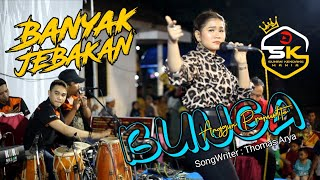 GINI JADINYA KALO SUNAN KENDANG SATU PANGGUNG SAMA MALING (Mamat Suling)| ANGGUN PRAMUDITA