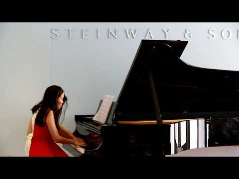Claire and Sarah Liu Piano Duet Schubert's Fantasie in f minor D. 940