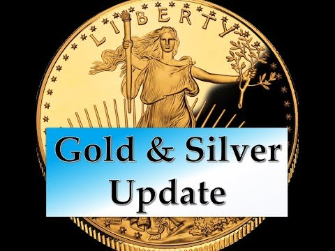 Gold & Silver Price Update - December 20, 2017