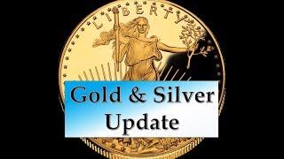 Gold & Silver Price Update - December 20, 2017