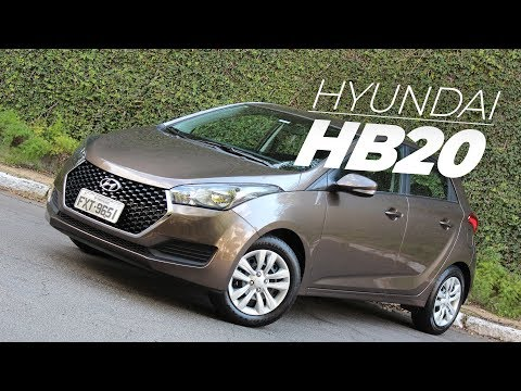 Hyundai HB20 Comfort Plus 1.0 | Detalhes e 1º Contato Mp3