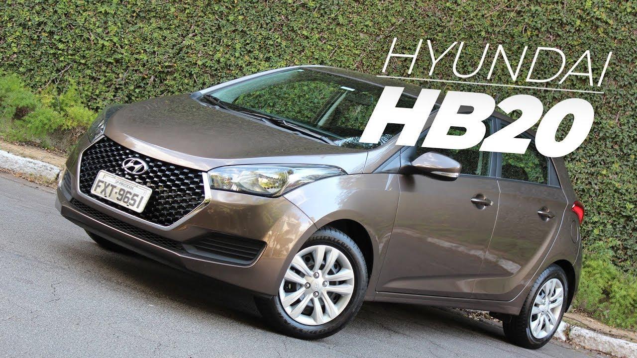 Hyundai HB20 Comfort Plus 1.0   Detalhes e 1º Contato - YouTube aea199e1b0