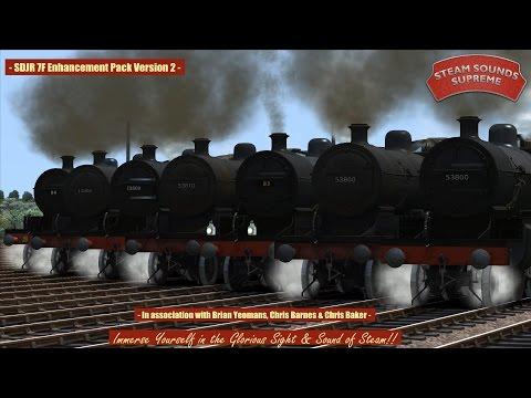 SDJR 7F Enhancement Pack Version 2