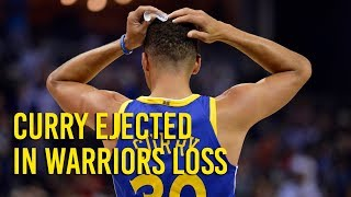 Warriors have fouls, frustration in loss to Grizzlies thumbnail