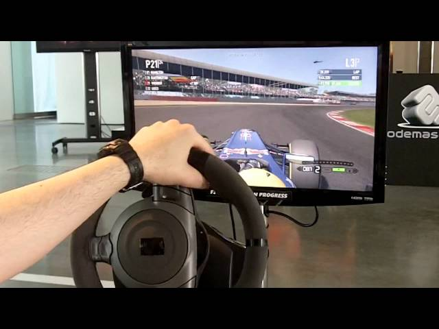 F1 2011 Codemasters Community Action