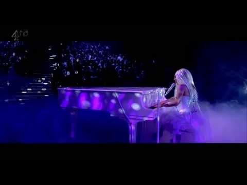 Lady Gaga Performing 'Dope'   Alan Carr   Chatty Man   06-12-13