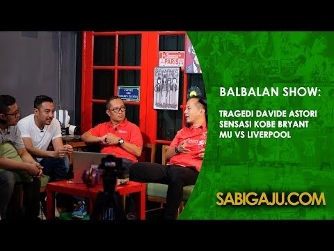 Balbalan Show 8 Maret 2018 : Man. United vs Liverpool