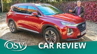 Hyundai Santa Fe 2019 - The redesigned comfortable and well-equipped 2 row SUV