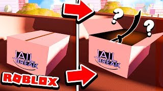 ⭐ WILL WE OPEN A SECRET BOX ON THE SHIP JAILBREAK?! ROBLOX ⭐