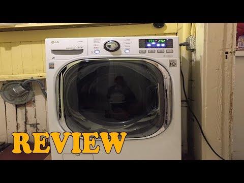 LG WM3997HWA Ventless Washer Dryer Review 2019