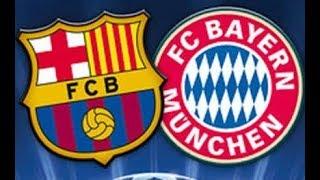 Barselona – Bavariya PES 2020