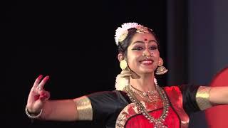 INDIAN CLASSICAL DANCE   AISHWARYA RAJA   TEDxNitteDU
