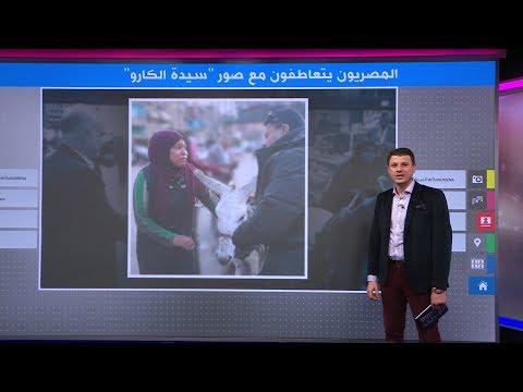 توسلات -سيدة العربة الكارو-في #مصر لم تشفع لها عند المسؤول الحكومي  - نشر قبل 3 ساعة