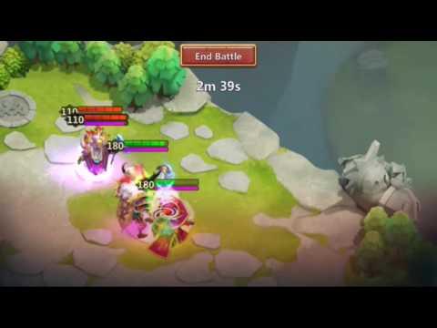 Castle Clash : Evolved Phantom King Review
