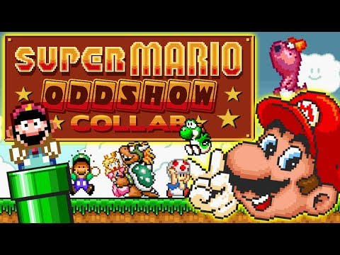 Thumbnail: The Super Mario Oddshow Collab