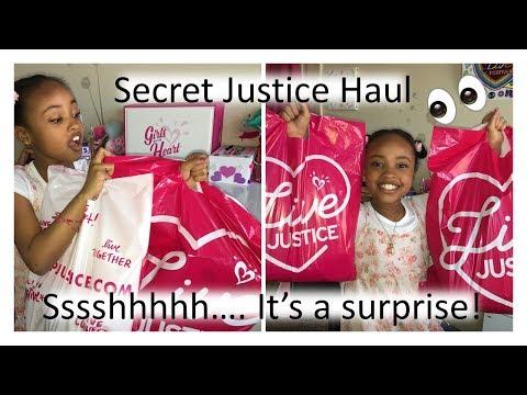 Justice Haul   Mystery haul
