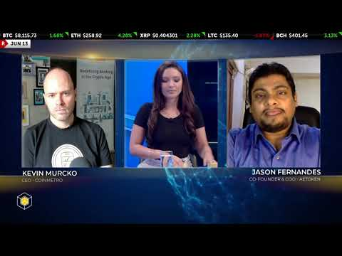Crypto Now  6-13- Crypto expert $10,000 is a larger magnet for Bitcoin than $5,000  BloxLive TV