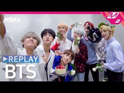[M2 The Top Video] REPLAY BTS(방탄소년단) | PLAY MGMA