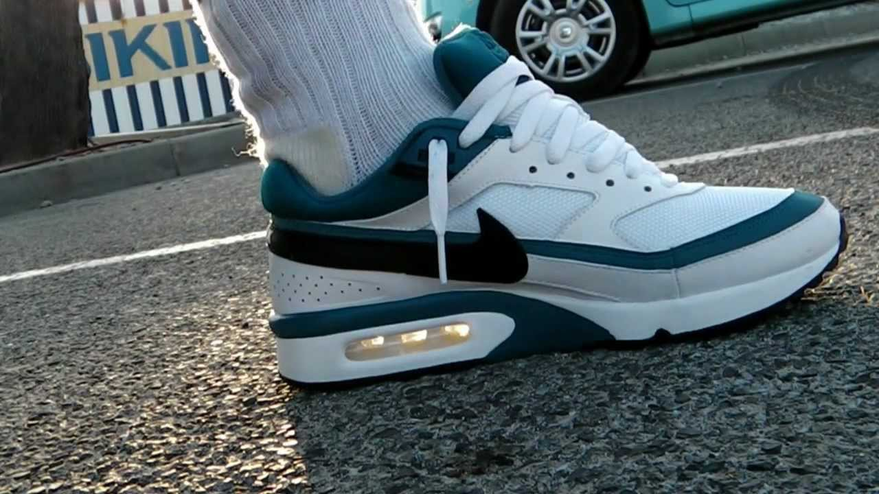 more photos dd574 a7c8c Nike Air Max BW soaked - Swimming fully clothed les lecques - 1 - YouTube