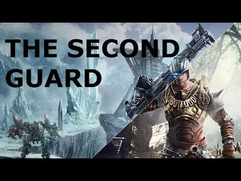 [Elex] Guide - The Second Guard - Eldur - Drog - Oran - Argor - Alvar