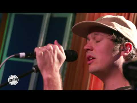 "Washed Out performing ""Floating By"" Live on KCRW"