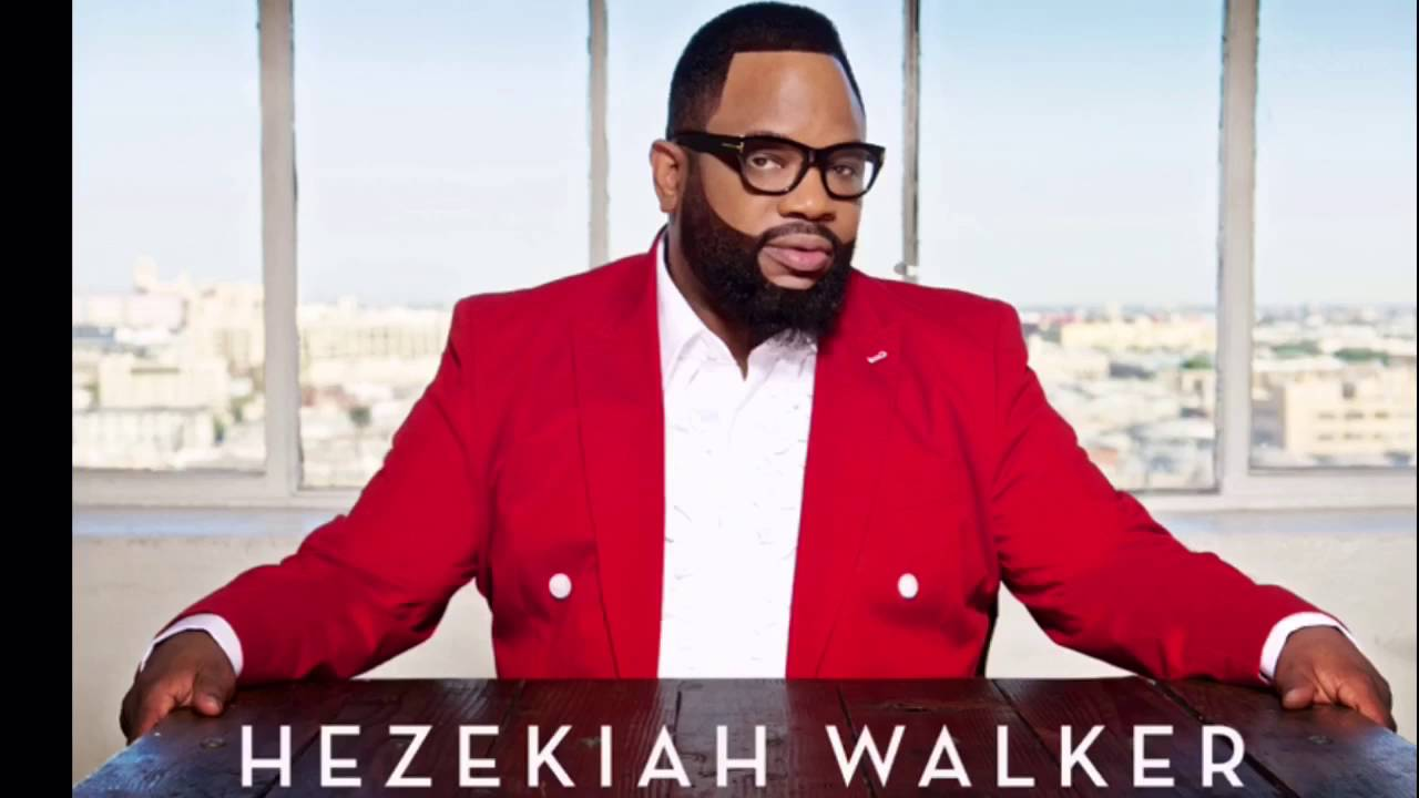 Image result for hezekiah walker