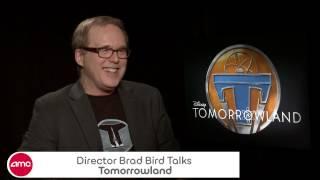 Brad Bird Chats TOMORROWLAND - AMC Movie News