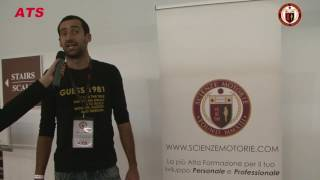 Testimonianza - Giovanni Stefania Summit Scienze Motorie Milano 2016