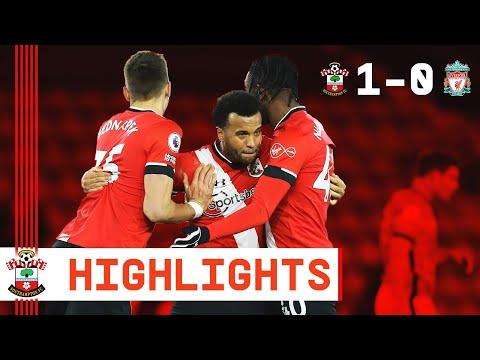 90-SECOND HIGHLIGHTS: Southampton 1-0 Liverpool | Premier League
