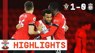 90-SECOND HIGHLIGHTS: Southampton 1-0 Liverpool | Premier League