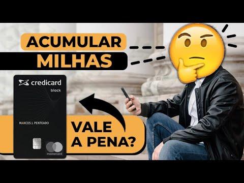 Cartão de Crédito Credicard Black para Acumular Milhas. Vale a pena?   Norton Reveno