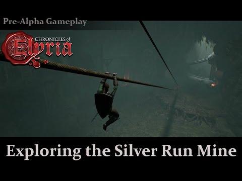 Silver Run Mine Design Walkthrough