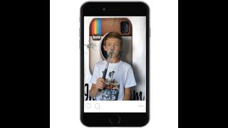 Instagram Broken Glass Effect - After Effects