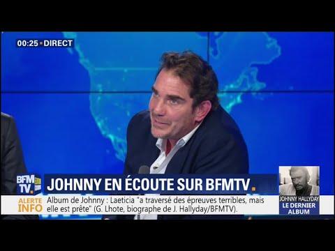 """Sébastien Farran évoque """"un documentaire ou une illustration"""" sur le road-trip de Johnny Hallyday"""
