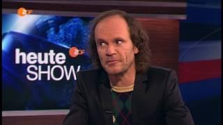 Olaf Schubert über den Lobbysumpf Berlin - heute-show vom 25.11.2016   ZDF