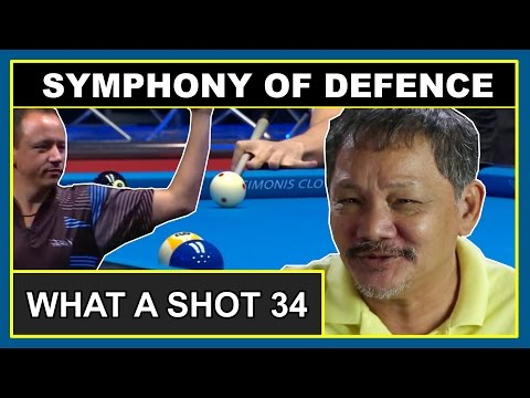 Thumbnail: Symphony of Defense | What A Shot! 34 (Safety Pool Shots Compilation) genipool14 cut