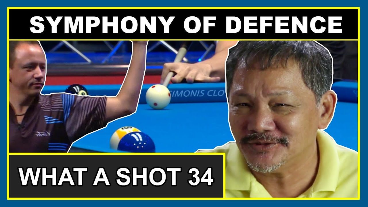 Symphony of Defense | What A Shot! 34 (Safety Pool Shots Compilation) genipool14 cut