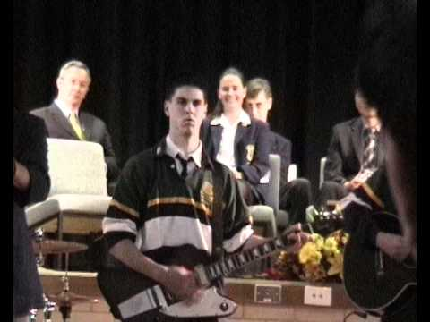 KHHS Killarney Heights High School 2002 Graduation Song