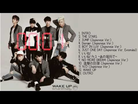 방탄소년단 BTS WAKE UP Full Album