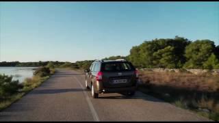 2016 New Dacia Logan MCV Driving Video | AutoMotoTV