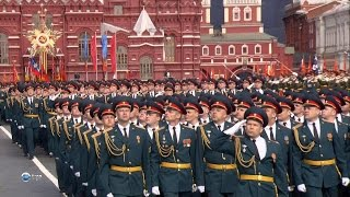 HD Russian Army Parade, Victory Day 2008 Парад Победы