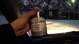 iltapalamies testaa: Ben shaws cream soda classic