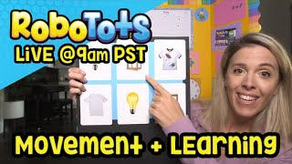 Baixar Preschool Learning for KIDS - YOUR HOME - Toddlers YouTube Learn with me - RoboTots LIVE!