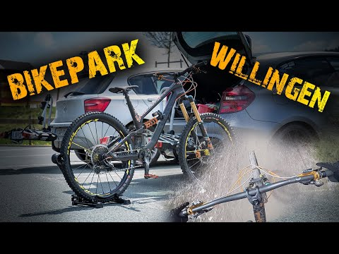 Bikepark Willingen L Alle Strecken L Bikepark Check L Canyon Torque L Vlog #44 - Supersmashbikes