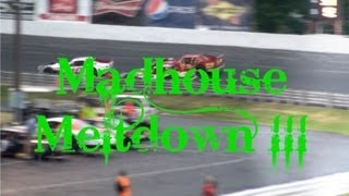 Ace Speedway & Monster Energy presents: MADHOUSE MELTDOWN III Saturday Night! 09-15-12