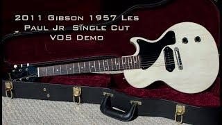 2011 Gibson 1957 Les Paul Jr Single Cut VOS Demo