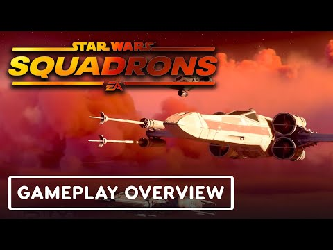 Star Wars Squadrons - Gameplay Reveal & Overview  | EA Play 2020