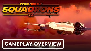 Star Wars Squadrons - Gamęplay Reveal & Overview | EA Play 2020